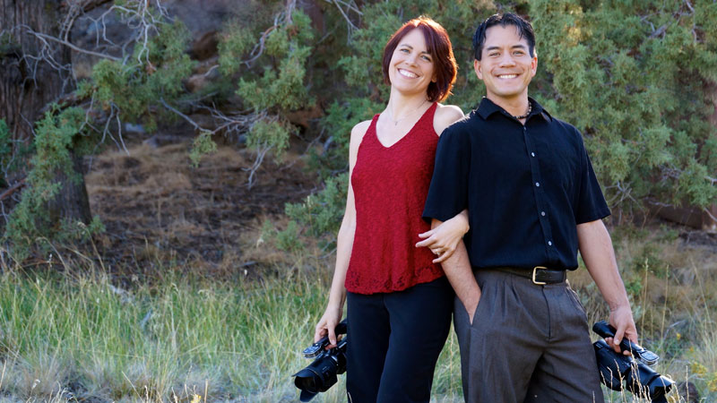 Stephanie and Brian videographers